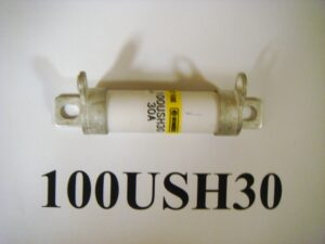 Hinode 1000FH-30/UL fuse (previously known as Hinode 100USH-30)