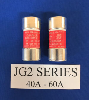 Cello-Lite JG2-40 fuse