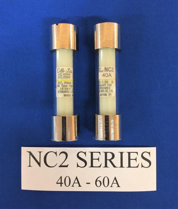 Cello-Lite NC2-40A fuse