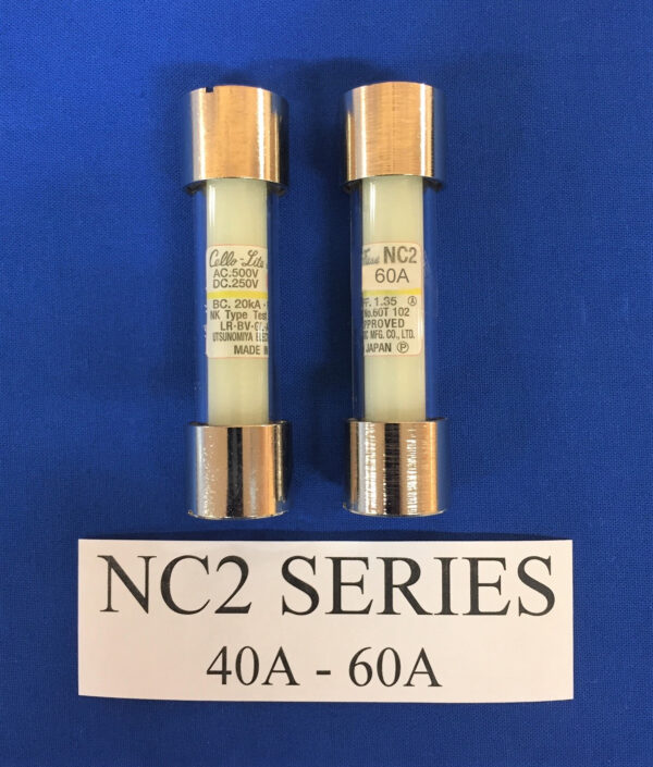 Cello-Lite NC2-60A fuse