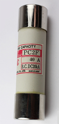 Cello-Lite PC2F-40 fuse
