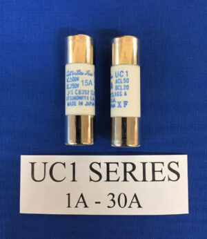 Cello-Lite UC1-15 fuse
