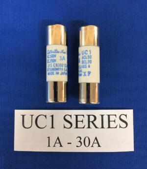Cello-Lite UC1-3 fuse