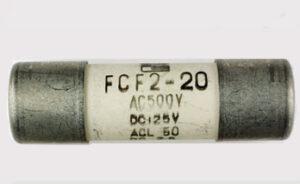 Fuji FCF2-20 fuse