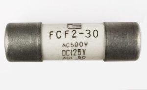 Fuji FCF2-30 fuse