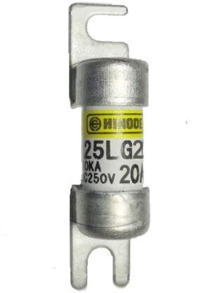 Hinode 25LG-20U fuse