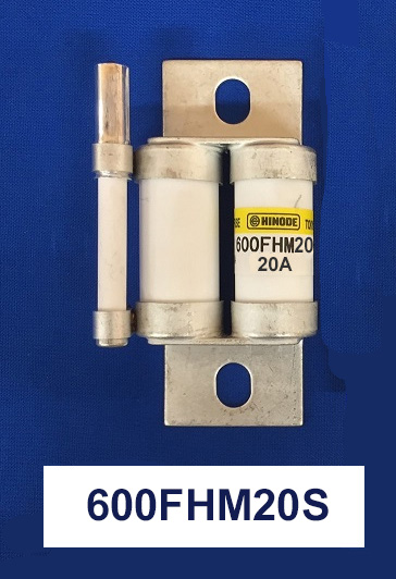 Hinode 600FHM-20S fuse