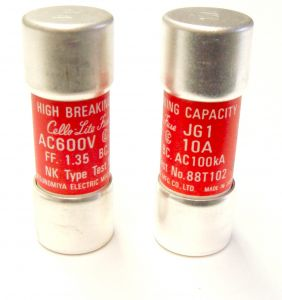 Cello-Lite JG1-10 Fuse