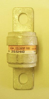 Kyosan-Clearup 25SH-40 fuse
