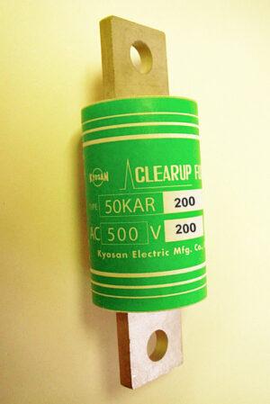 Kyosan 50KAR-200 fuse
