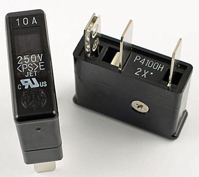 Daito P4100H fuses
