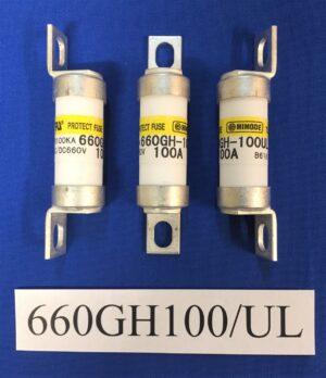 Hinode 660GH-100/UL fuse