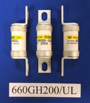 Hinode 660GH-200/UL fuse