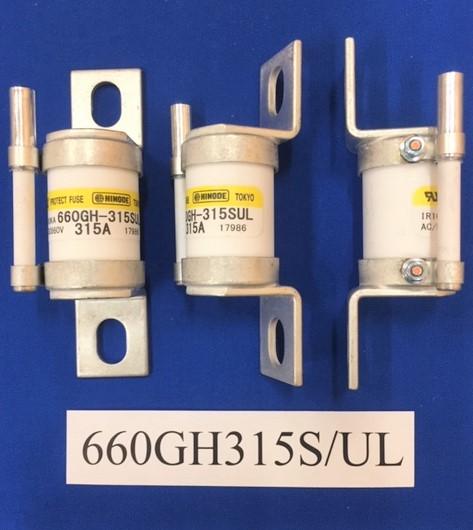 Hinode 660GH-315S/UL fuse