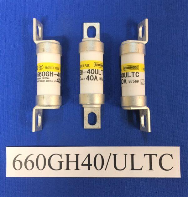 Hinode 660GH-40/ULTC fuse