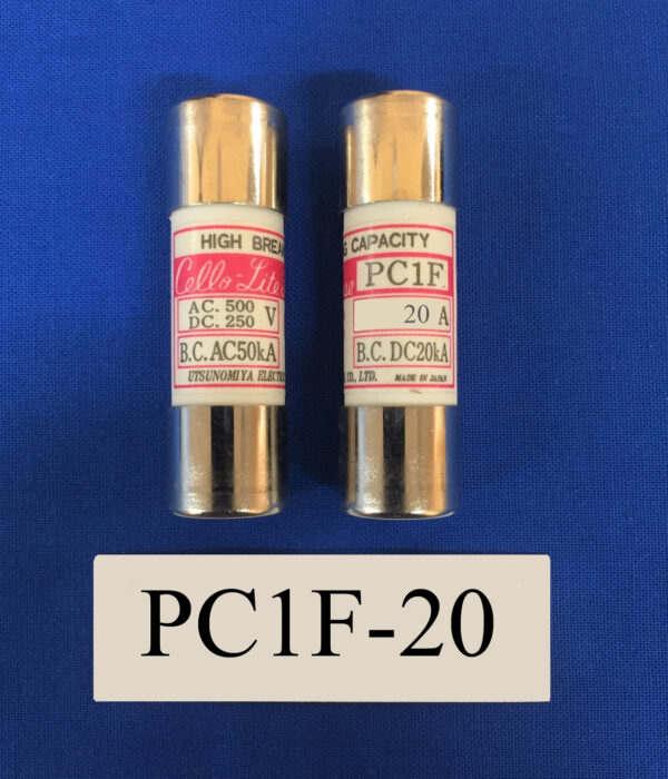 Cello-Lite PC1F-20 fuse