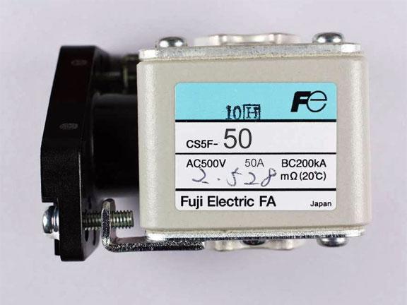Fuji CS5F-50 fuse