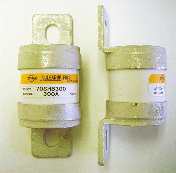 Hinode 70SHB-300 fuse