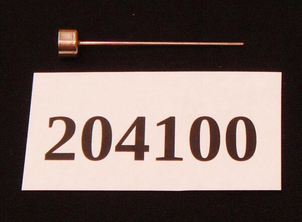 SIBA 204100 axial leads