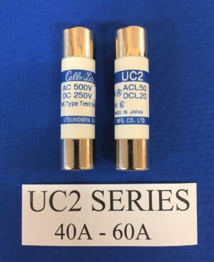 Cello-Lite UC2-40 fuse