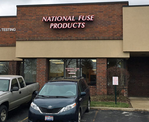 national fuses