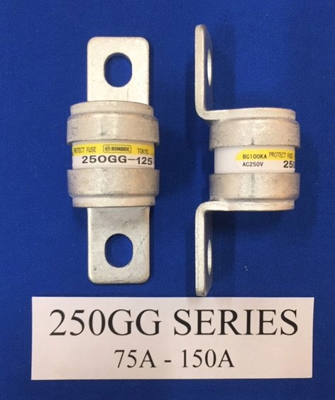 Hinode 250GG-125 fuse