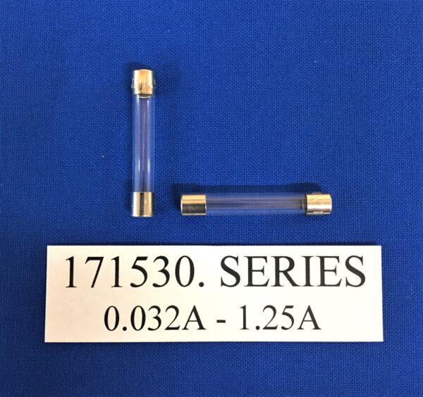 SIBA 171530 series fuse