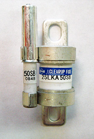 Kyosan-Clearup 25LKA-50-SB fuse
