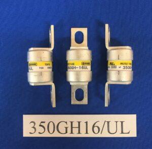Hinode 350GH-16/UL fuse