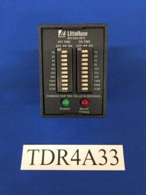 Stamco TDR4A33 time delay relay