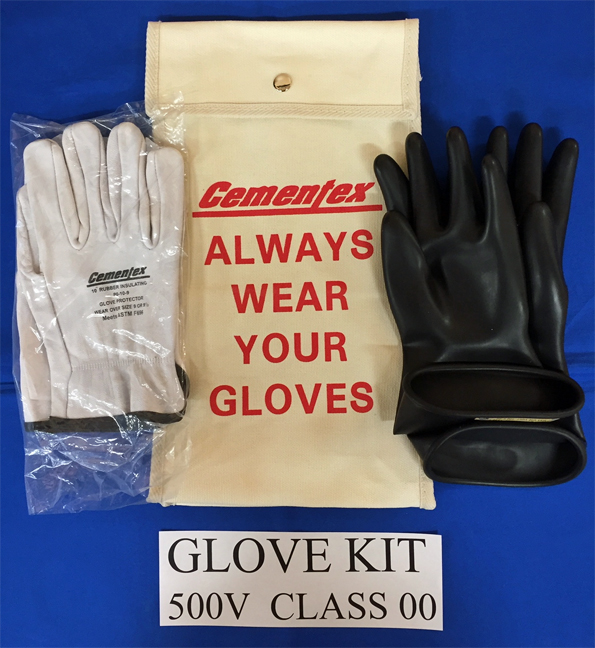 Cementex Glove Kit