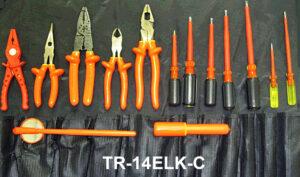 Cementex TR-14ELK-C Toolkit