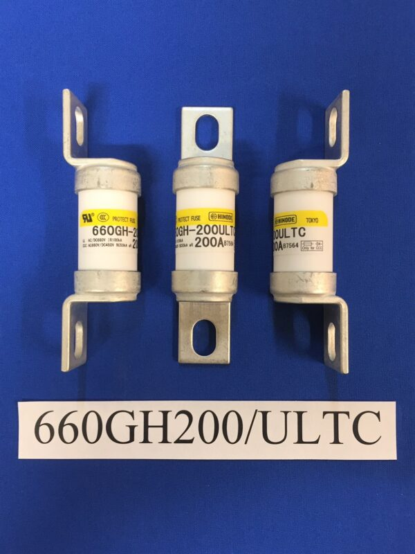 Hinode 660GH-200/ULTC fuse
