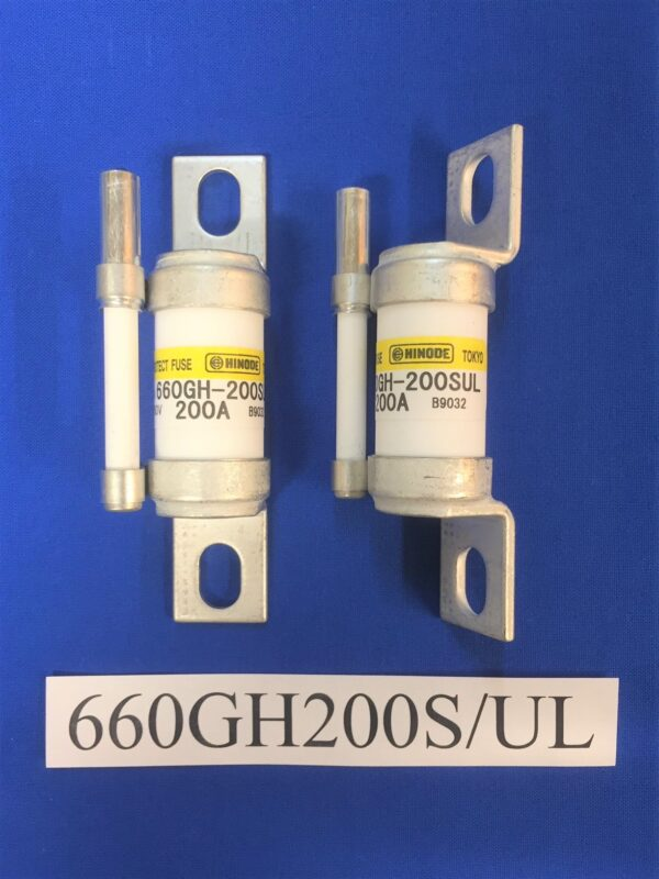 Hinode 660GH-200S/UL fuse