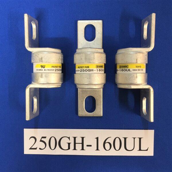 Hinode 250GH-160/UL fuses