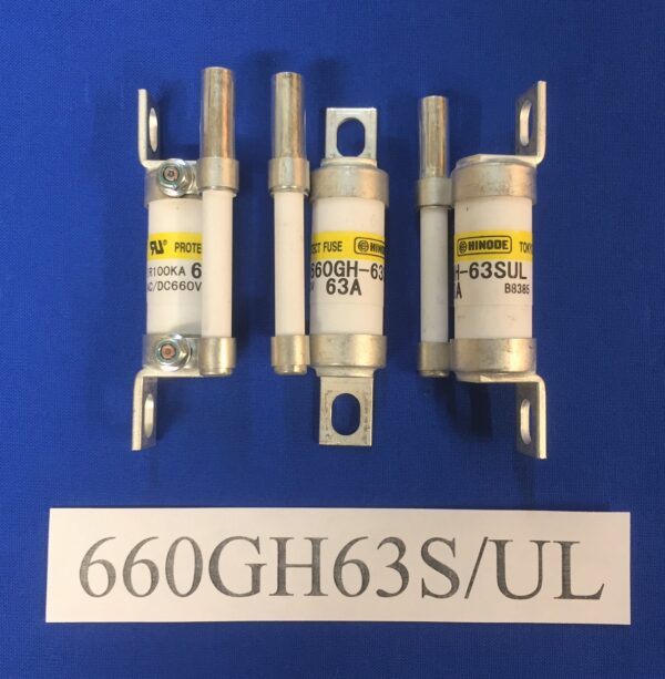 Hinode 660GH-63S/UL fuse