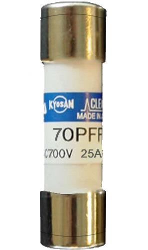 Kyosan Clearup 70PFF-25 fuse
