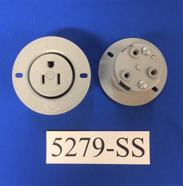 Pass & Seymour 5279-SS