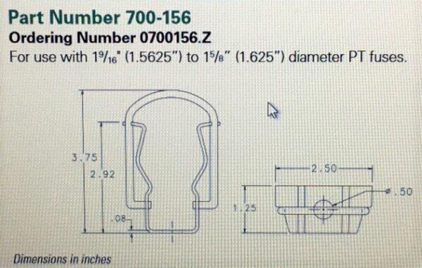 Littelfuse 700-156