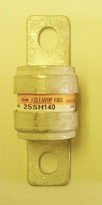 Kyosan-Clearup 25SH-140 fuse
