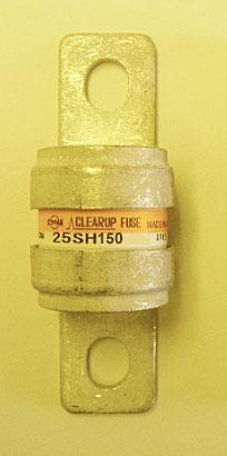 Kyosan-Clearup 25SH-150 fuse