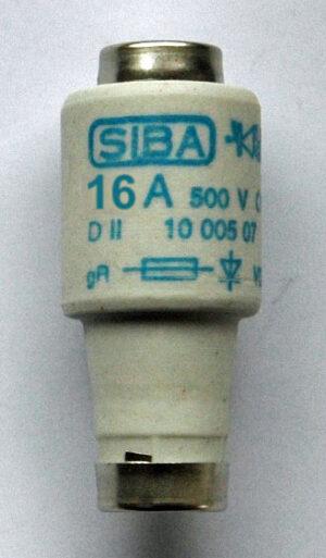 SIBA 1000507.16 fuse