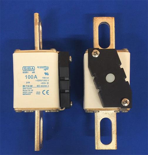SIBA 2071832.100 fuses